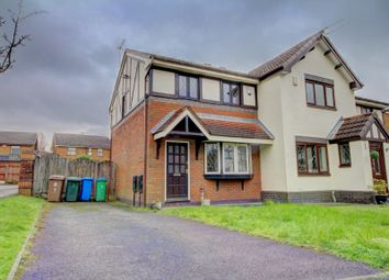 Thumbnail 2 bed semi-detached house for sale in Tudor Grove, Middleton, Manchester