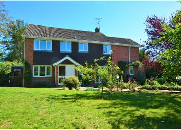 Thumbnail 4 bed detached house for sale in Harborough Road North, Northampton