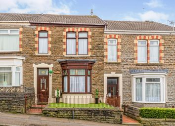 Thumbnail 3 bed terraced house for sale in Ysgol Street, Port Tennant, Swansea