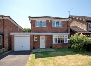 Thumbnail 4 bed detached house for sale in Armadale Road, Woking