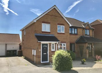 Thumbnail 3 bedroom semi-detached house for sale in Torrance Drive, Melton Mowbray