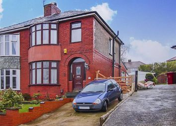 Thumbnail 3 bed semi-detached house for sale in Bank Hey Lane North, Blackburn