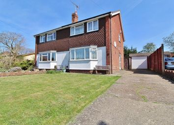Thumbnail 3 bed semi-detached house for sale in Fennell Close, Waterlooville