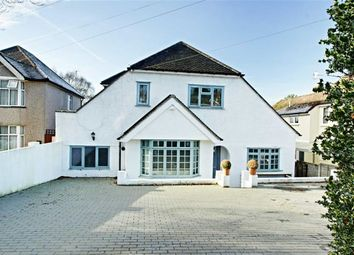 Thumbnail 4 bedroom detached house for sale in Gallows Hill, Kings Langley