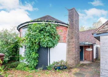 Thumbnail 2 bed detached house for sale in Chalvington Road, Golden Cross, Hailsham, East Sussex