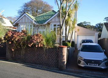 Thumbnail 3 bed detached bungalow for sale in Old Teignmouth Road, Torquay, Devon