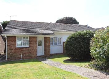 Thumbnail 2 bed bungalow to rent in Channel Lea, Walmer