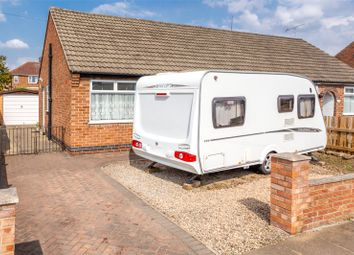 Thumbnail 2 bed semi-detached bungalow for sale in Almsford Road, York