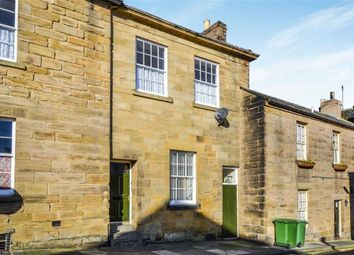 Thumbnail 4 bed terraced house for sale in St Michaels Lane, Alnwick, Northumberland