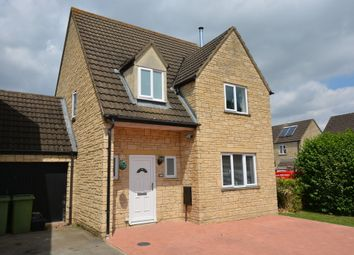 Thumbnail 4 bed link-detached house for sale in Perrinsfield, Lechlade