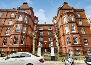Thumbnail 3 bed flat for sale in Johnson Mansions, Queens Club Gardens, Barons Court, London