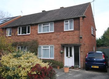 Thumbnail 3 bed semi-detached house for sale in Northcote Road, Farnborough