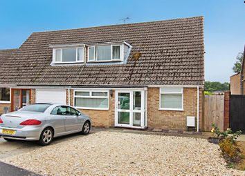 Thumbnail 3 bed semi-detached house for sale in Windmill Road, North Leigh, Witney