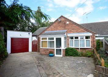 Thumbnail 4 bed semi-detached bungalow for sale in Salisbury Road, Werrington, Peterborough