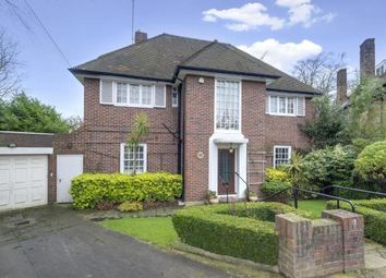 5 bed detached house for sale in West Heath Close, Hampstead, London NW3