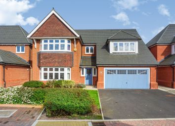 Thumbnail 5 bed detached house for sale in Granby Road, Chester