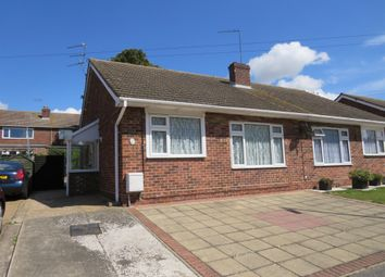 Thumbnail 2 bed semi-detached bungalow for sale in Ramplings Avenue, Clacton-On-Sea