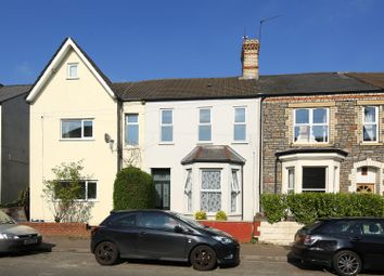 Thumbnail 2 bed flat for sale in Wyndham Crescent, Canton, Cardiff