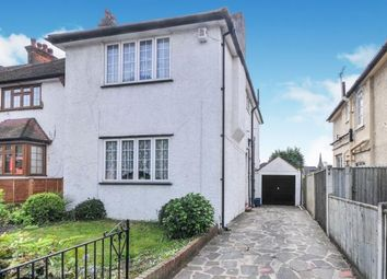 Thumbnail 4 bed semi-detached house for sale in Coombe Road, South Croydon, Surrey, England