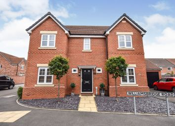 4 bed detached house for sale in Williamsbridge Road, Coventry CV4
