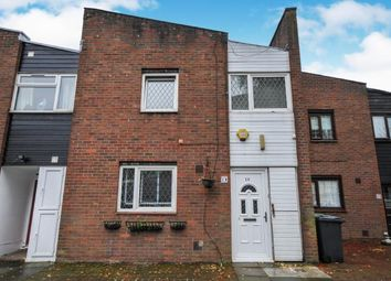 Thumbnail 4 bed terraced house for sale in Paddock Close, Sydenham, London, .