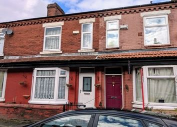 Thumbnail 6 bed terraced house to rent in Haydn Avenue, Rusholme