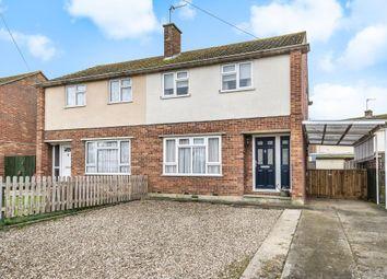 Thumbnail 2 bed semi-detached house for sale in Woodpiece Road, Upper Arncott