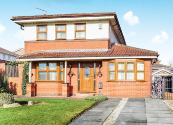 Thumbnail 4 bed detached house for sale in Kingsmead, Ossett