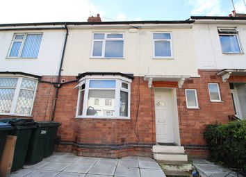Thumbnail 5 bed terraced house for sale in Walsgrave Road, Coventry