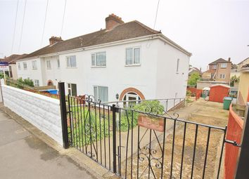 Thumbnail 3 bed end terrace house for sale in Rossmore Road, Parkstone, Poole