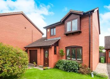 Thumbnail 3 bed detached house for sale in Meadow Drive, Exeter, Devon