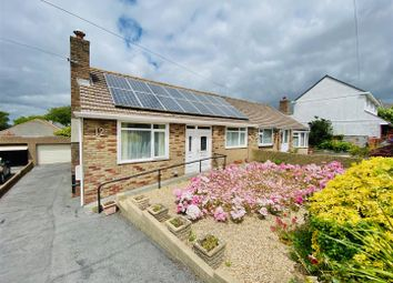 Thumbnail 2 bed semi-detached bungalow for sale in Dunstone Close, Plymstock, Plymouth