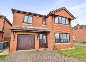 Thumbnail 4 bed detached house for sale in Tasman Drive, Mundesley, Norwich
