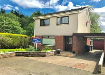 Thumbnail 4 bed property for sale in Ashcroft Avenue, Lennoxtown, Glasgow