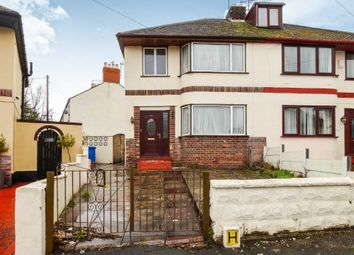 Thumbnail 3 bed semi-detached house to rent in Brynhyfryd Avenue, Rhyl
