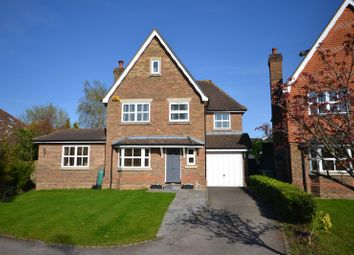 Thumbnail 4 bed detached house for sale in St. James Mews, Weybridge