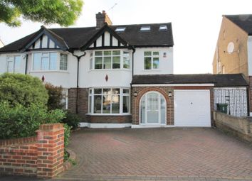Thumbnail 5 bed semi-detached house for sale in Long Deacon Road, Chingford