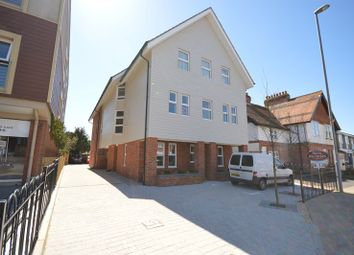 Thumbnail 2 bed flat to rent in Lymington Road, Highcliffe, Christchurch