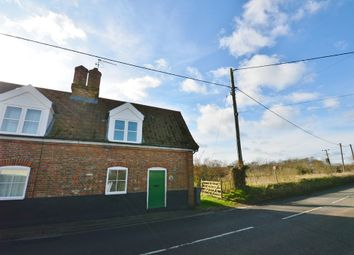 Thumbnail 2 bedroom end terrace house to rent in Little Street, Yoxford, Saxmundham