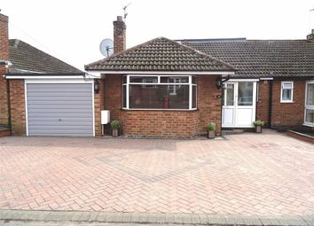 Thumbnail 3 bed semi-detached bungalow for sale in Ledbrook Road, Cubbington, Leamington Spa