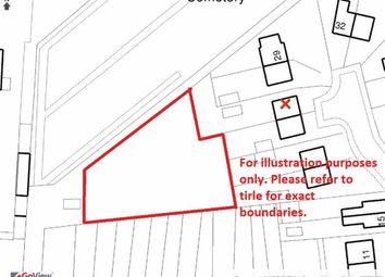 Thumbnail Land for sale in Wood Street, Bignall End, Stoke-On-Trent
