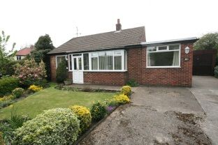 Thumbnail 2 bed bungalow to rent in East Busk Lane, Otley
