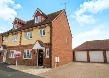 Thumbnail 4 bed semi-detached house for sale in Oakwood Drive, Angmering, Littlehampton