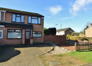 Thumbnail 4 bed semi-detached house to rent in Craven Avenue, Binley Woods, Coventry