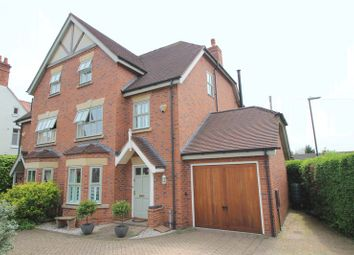 Thumbnail 4 bed semi-detached house for sale in Mayfield Avenue, Stratford-Upon-Avon