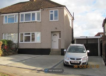 3 bed semi-detached house to rent in Manse Way, Swanley BR8