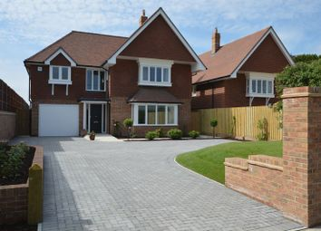 Thumbnail 4 bed detached house for sale in The Street, Binsted, Alton