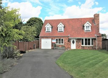 Thumbnail 3 bed detached house for sale in Chestnut Close, Digby, Lincoln