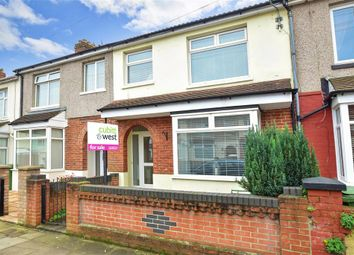 Thumbnail 3 bed terraced house for sale in Locarno Road, Portsmouth, Hampshire