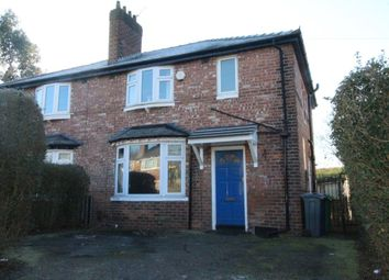 Thumbnail 3 bed semi-detached house for sale in Barcicroft Road, Burnage, Manchester